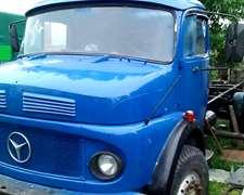 Camion 1114 Mod 71 Motor 1620 Mod 2006 Mecanica Excelent