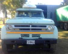 Camion Dodge 1000dd Mod1982 Tractor