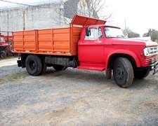 Camion Dodge Dp-800 Carrosado Volcadora