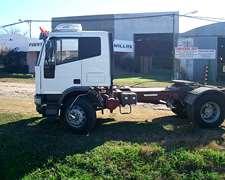 Camion Eurocargo 170 E 21 2005 Con Plato