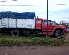 Camion Ford 7000 1973