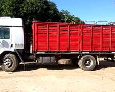 Camion Ford Cargo 1832e 2008 - Acoplado Salto 2001