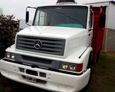 Camion Mercedes Benz 1620/1998 Interculer Cab. Sple
