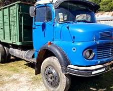 Camion -mercedez Benz 1114- Mod 73