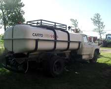 Camion Tanque Ford 700