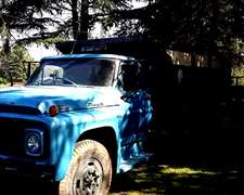 Ford 700 Volcador Turbo