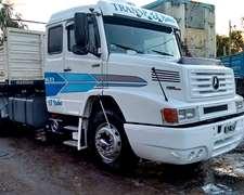 M Benz 1633 Tractor Año 1997 Muy Bueno
