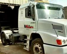 M Benz 1634 Tractor Año 2012 Con 260 Mil Km