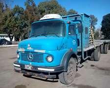 Mercedes Benz 11-14 Con Motor De 20
