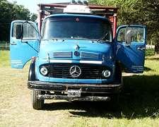 Mercedes Benz 1517 Con Climatic Motor Turbo