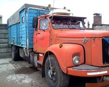 Camion Scania 111s Cerealero