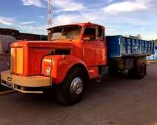 Scania 111turbo Con Batea Bivuelco