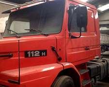 Scania T 112 H Tractor 4 2 Año 1987 Con 30.000 Km De Repar