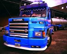 Scania Topline Mod 97 En Muy Buen Estado