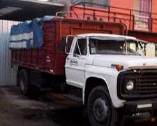 Vendo Camion Ford 700 Caja Paletera Mecanica Mercedes 1518 T