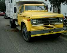 Vendo Dodge 800 Frenos A Aire, Motor Mercedes Benz 1114