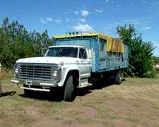 Vendo Equipo Enganchado Ford 7000 Mecanica 1518