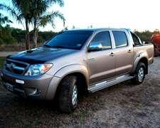 Vendo Toyota Hilux 2006 4x4 Srv