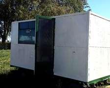 Casilla Rural 4 Metros Para 1 Persona