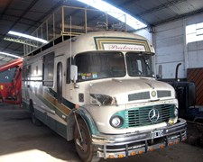 Motor Home Mercedes Benz 1114