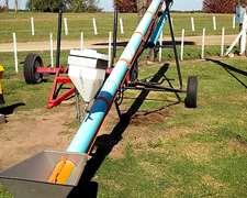Chimango Cargador De Sembradora De 8 Mts Hidraulico Procor