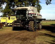 Agcogleaner R72 Doble Traccion