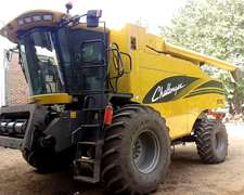 Challenger C670 Axial 2007 35 Pies 4x4 3200hs.