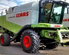 Claas 570 Full Año 2010 Dual 40 Pies