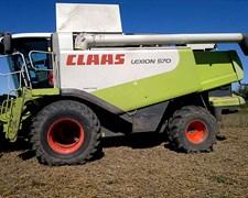 Claas Lexion 570 Arroz/soja Reparada