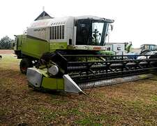Claas Mega 370 Doble Traccion