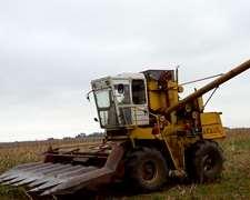Cosechadora Arrocera Araus 380 Permuto Por Extractora