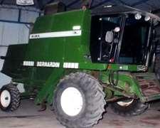 Cosechadora Bernardin M24 Modelo 99 Lista Para Trabajar