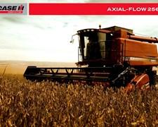 Cosechadora Case Axial-flow 2566