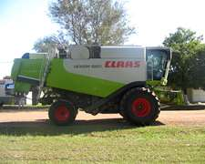 Cosechadora Claas Lexion 550 - Mod. 2.005 / Impecable Estado