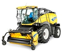 Cosechadora De Forraje New Holland Fr600