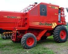 Cosechadora Don Roque 125 - 2006