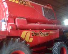 Cosechadora Don Roque Rv170 Electro 30 Pies Modelo 2005