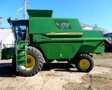 Cosechadora 1550 John Deere 2001