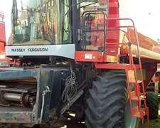 Cosechadora Massey Ferguson 34
