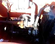 Cosechadora Massey Ferguson 5650 De 19 Pies Año 2005