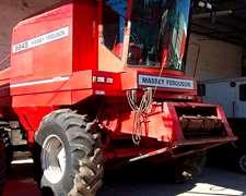 Cosechadora Massey Ferguson 6845 - Impecable