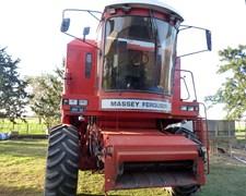Cosechadora Massey Y Fergunson 6855