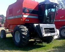 Cosechadora Mf 5650 Advance 05