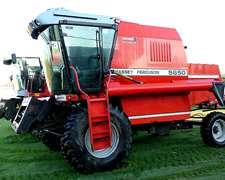Cosechadora Mf5650 Plat. 19 Mod 2001 Cummins 4200hs