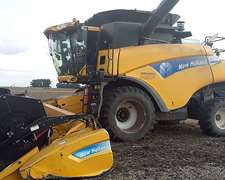 Cosechadora New Holland 9060 Año 2012 U$s 350.000.-
