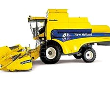 Cosechadora New Holland Cs 660 Super Flow