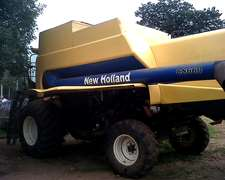 Cosechadora New Holland Cs 660 Mod 2005