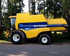 Cosechadora New Holland Cs 660 Mod 2005