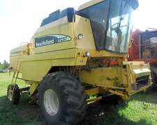 Cosechadora New Holland Tc 57