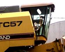 Cosechadora New Holland Tc57 23 Pies Año 96